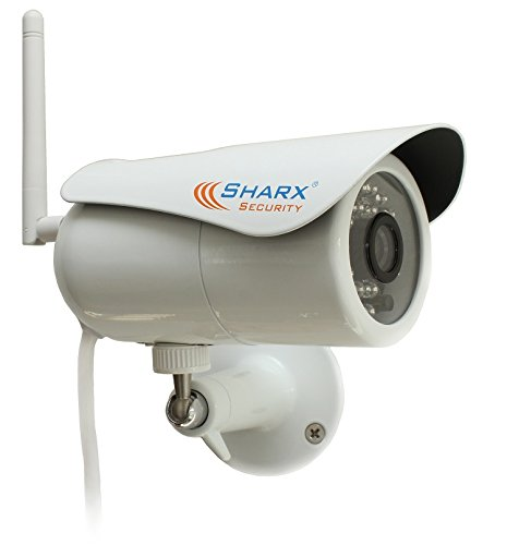 Sharx Night Vision Video Security