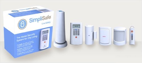 SimplySafe DIY Security Systems