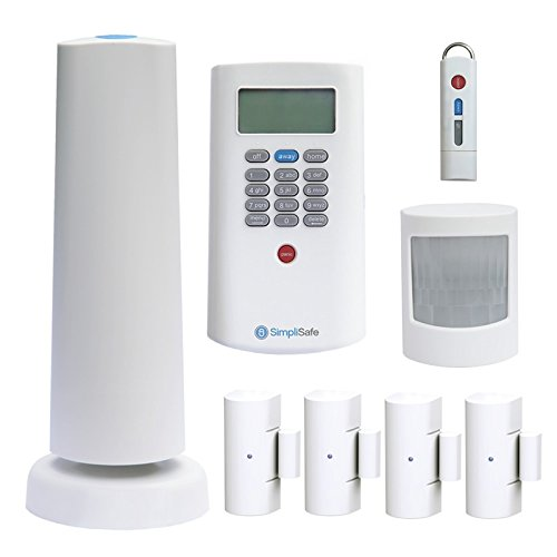 SimpliSafe Wireless Security Systems