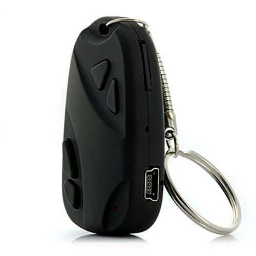Spy Camera Car Key Personal Surveillance Cameras