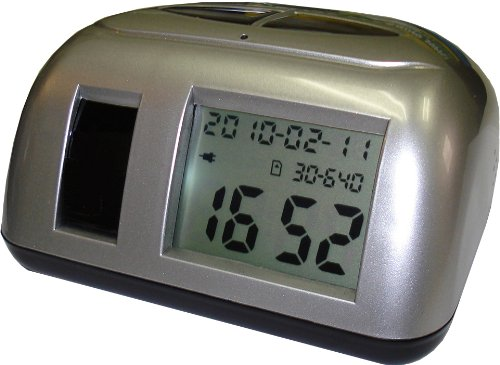 Spy Camera Clocks Personal Surveillance Cameras