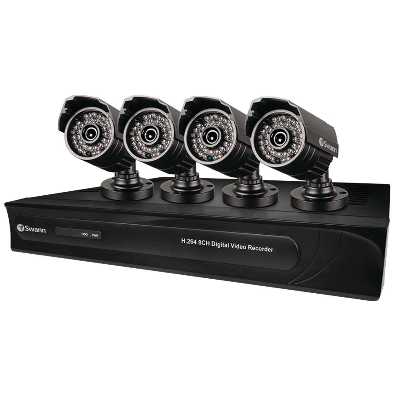 Swann Night Vision Video Security
