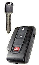 Toyota Vehicle Keyless Entry Systems