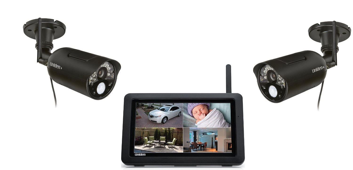Uniden Security Camera DVR