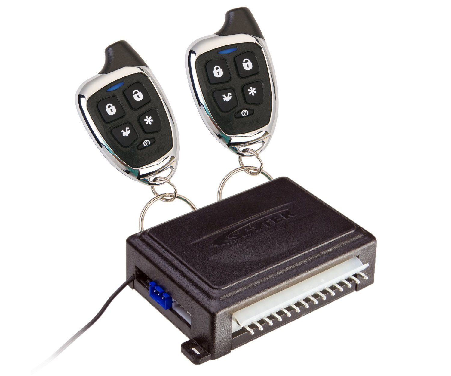 Vehicle Keyless Entry Systems