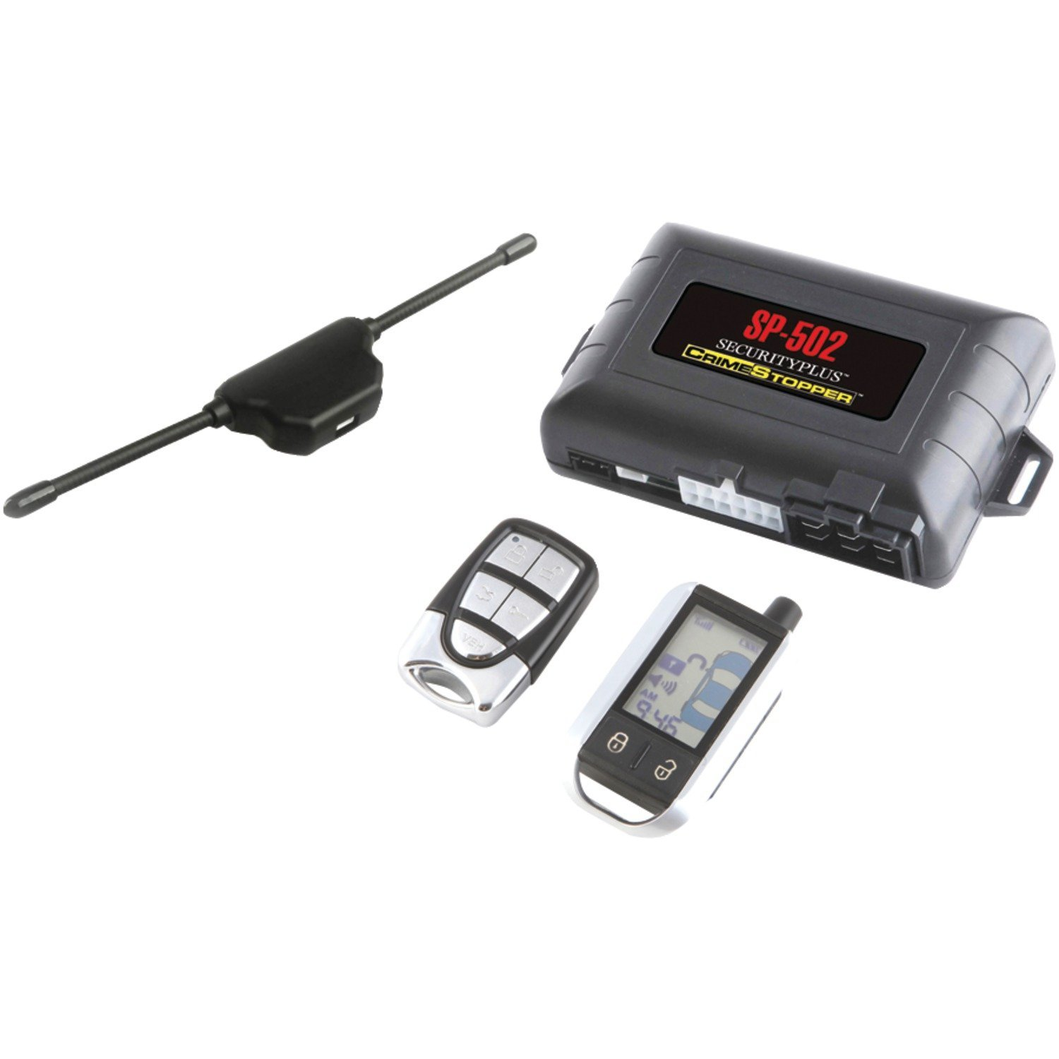 Vehicle Smartphone Car Alarms & Starters