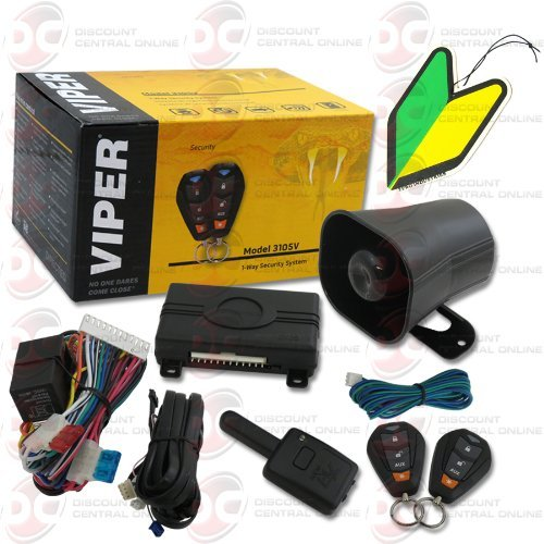 Viper Vehicle Keyless Entry Systems
