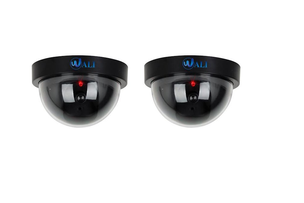 WALI Fake Dummy Security Cameras