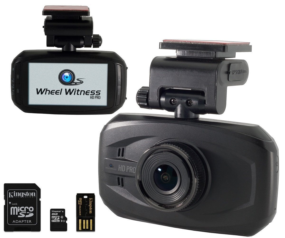 WheelWitness Vehicle Security Cameras
