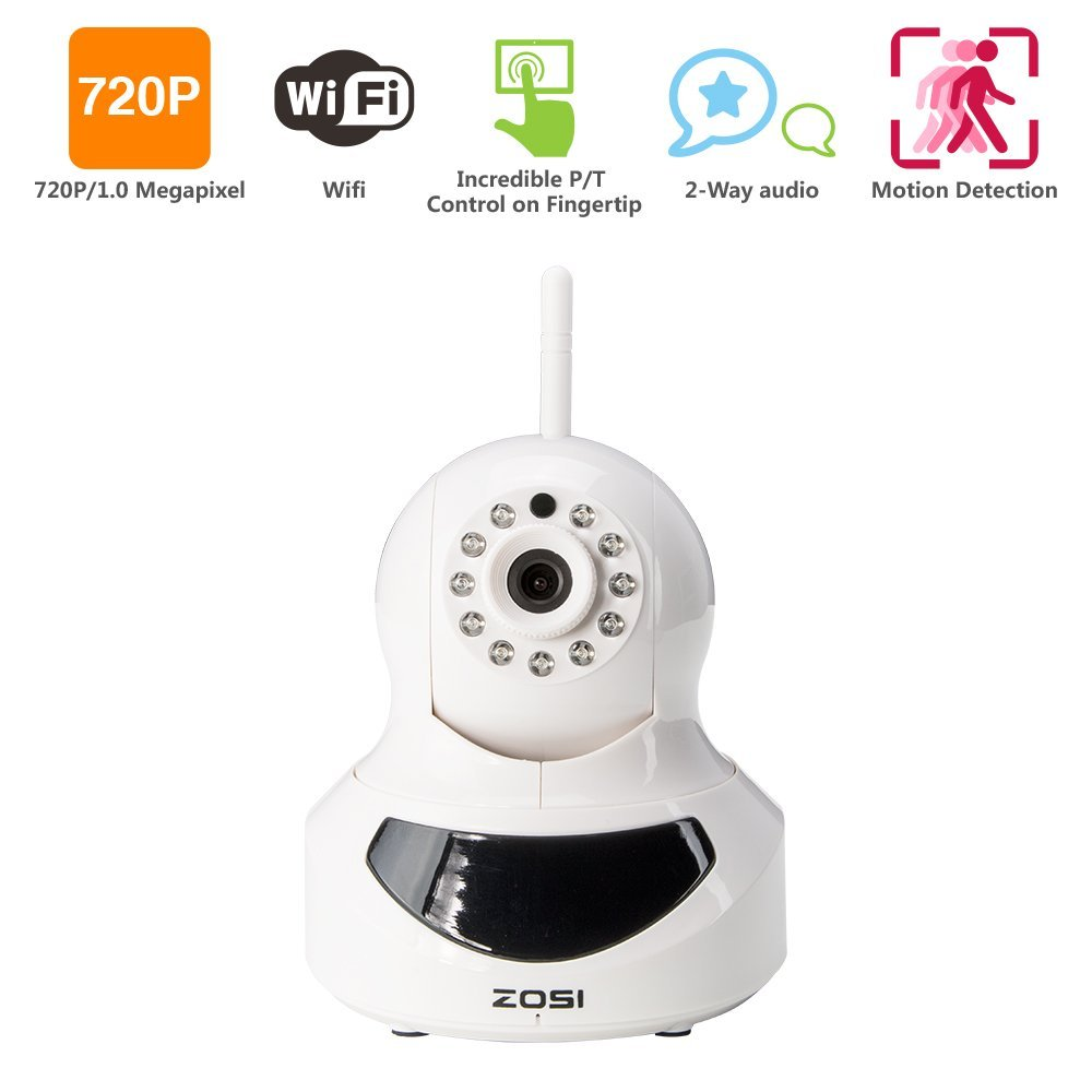 ZOSI Network IP Security Systems